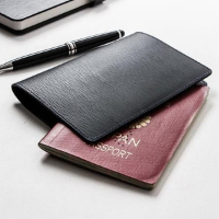 Jean RousseauのPassport case