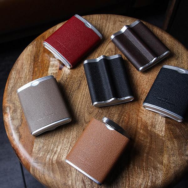 スリップオンのNCハニカム携帯灰皿