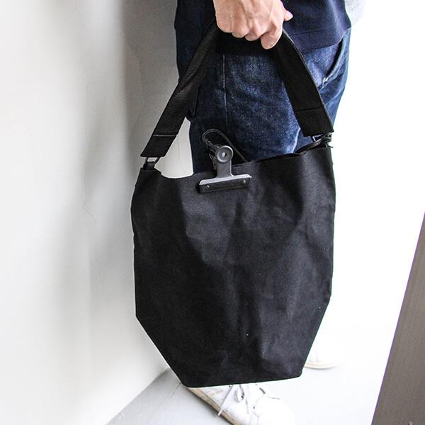 ジンモン CLIP Bucket medium トートバッグ