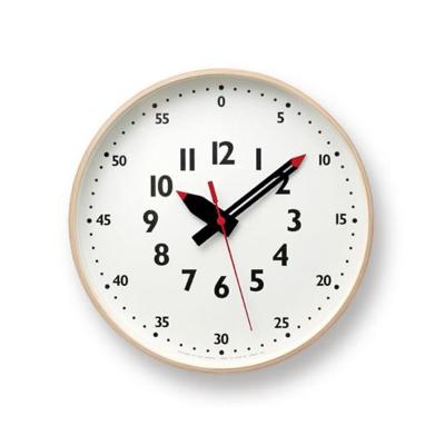プレゼント レムノス fun pun clock M 掛け時計