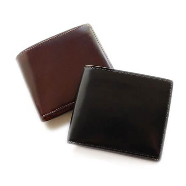 セッラトゥラ HOWEEN CORDOVAN 二つ折り財布
