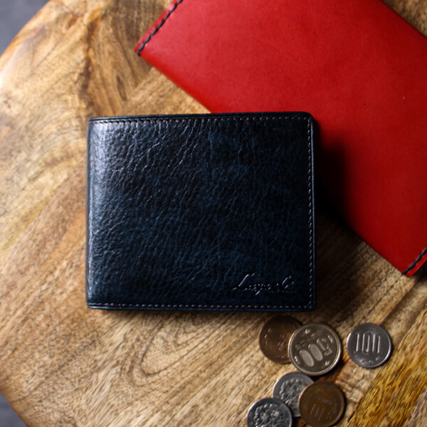 ラガード G-3 小銭入れ付二つ折り財布