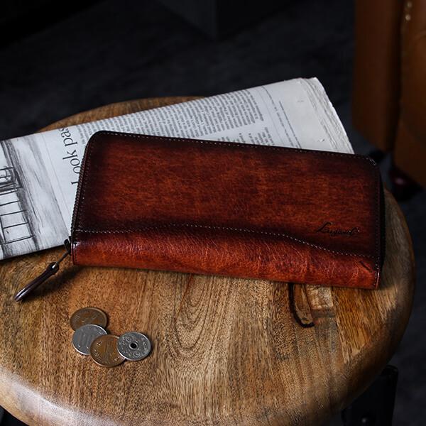 ラガード G-3 ラウンド財布